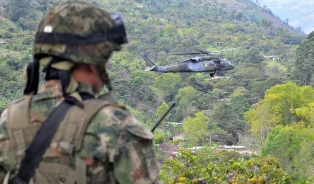 El general de la tercera división hablo sobre las operaciones desarrolladas en Argelia, Cauca