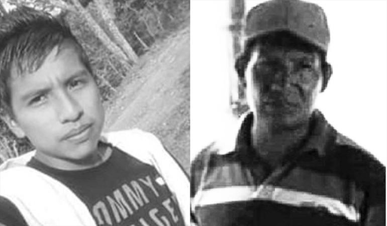 Padre e hijo son asesinados en Corinto, Cauca