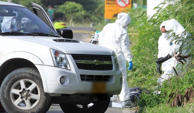 Masacre en Sucre, deja 5 personas asesinadas