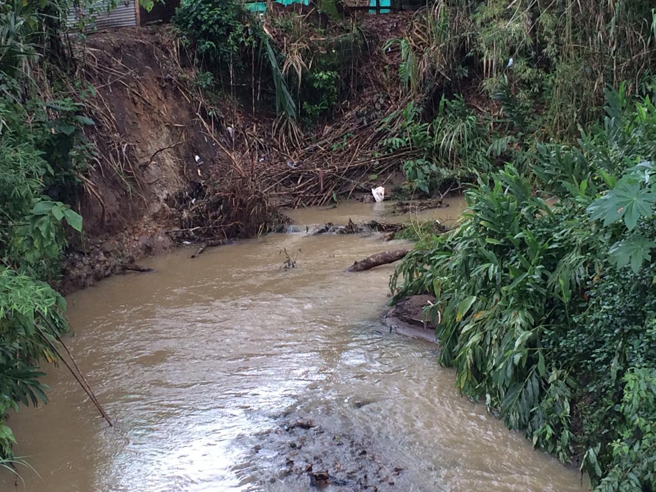 OGRD entrega evaluación de daños y necesidades por fuertes lluvias en Popayán