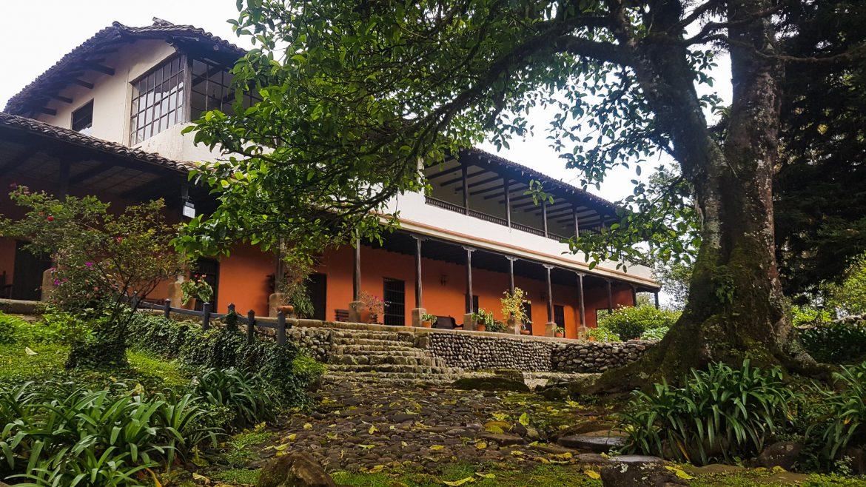 La hacienda Calibío, un lugar histórico del territorio colombiano