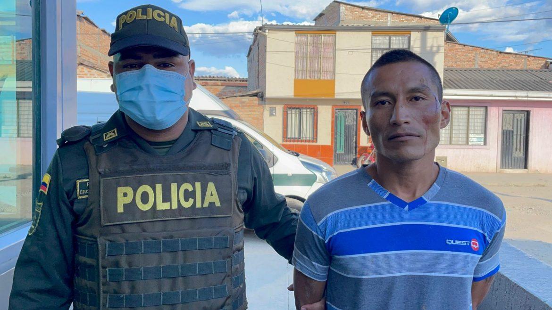 Un nuevo capturado tras operativos de la policía en la comuna 6 de Popayán