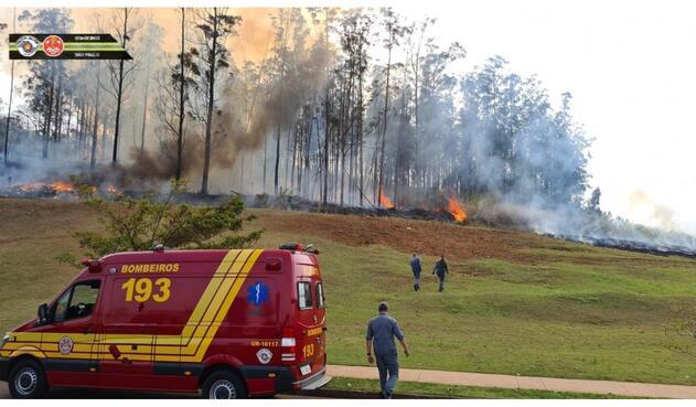 Accidente de avioneta en Brasil, deja como consecuencia 7 muertos
