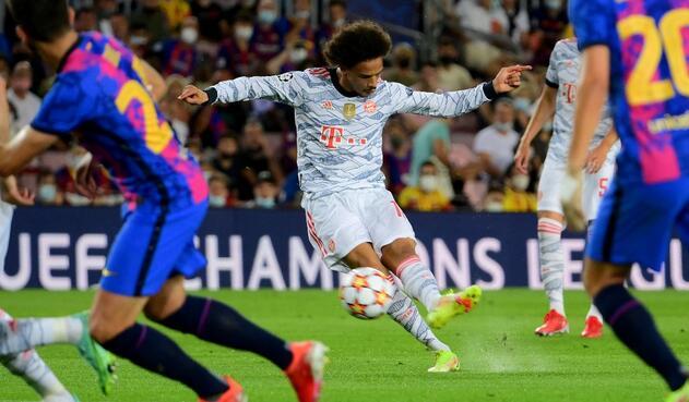Bayern Munich golea al Barcelona en la Champions League