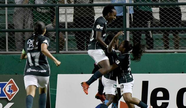 Deportivo Cali se consagro campeón de la Liga Femenina Betplay Dimayor 2021