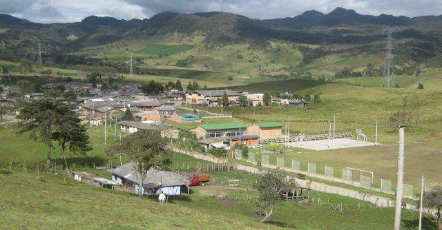 Un campesino fue asesinado en Gabriel López, Totoró