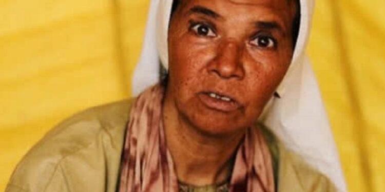 Liberada la hermana colombiana Gloria Cecilia Narváez