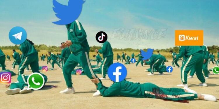 Caída masiva de Facebook, Instagram y WhatsApp